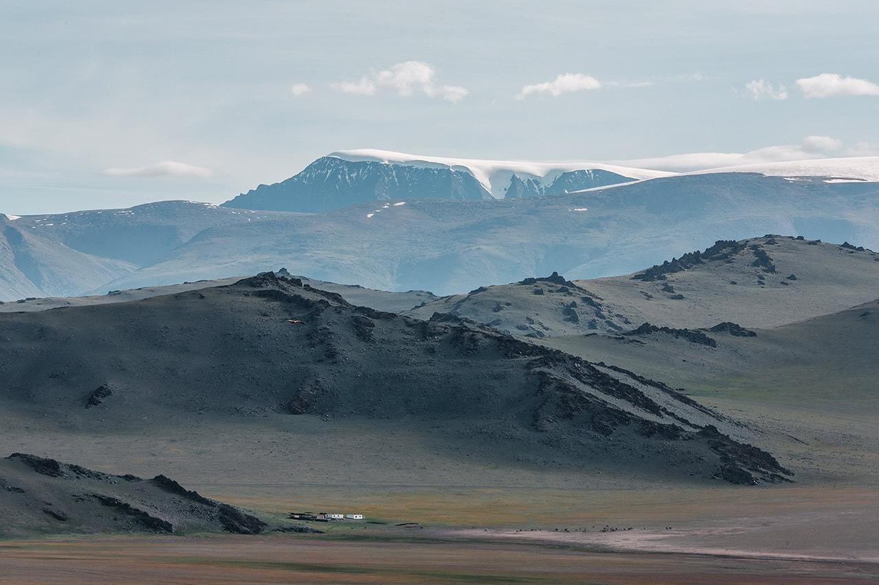 Tsambagarav Uul, Mongolia