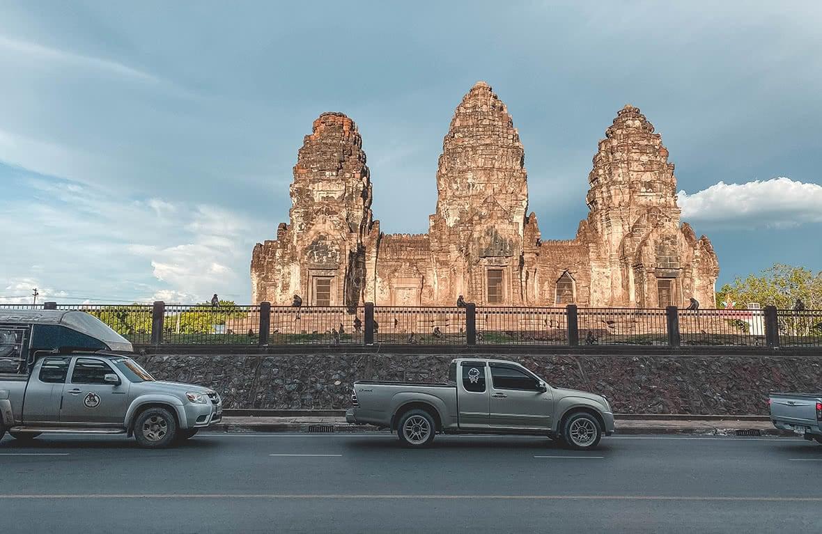 Lopburi_19 (Phra Prang Sam Yot)